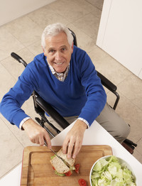 Disability Friendly Kitchen