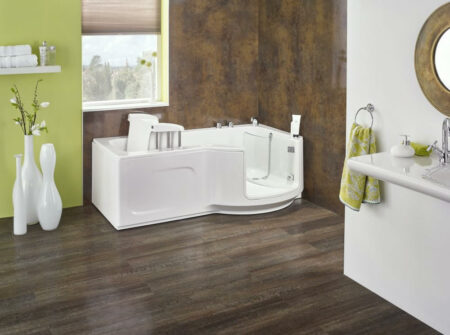 Louisiana Full-Length Baths