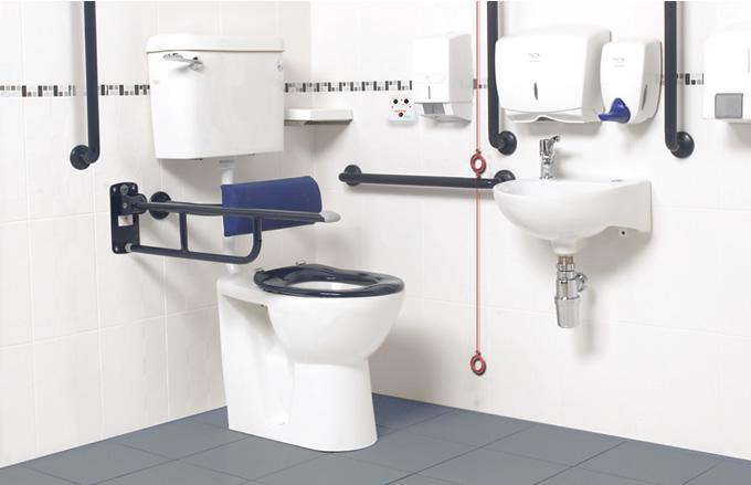 disabled toilet suites