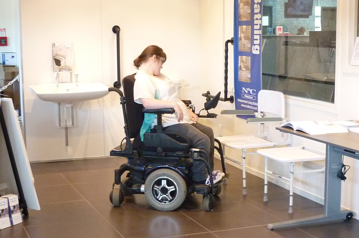 Disability equipment showroom in Auckland now open! - Creative Living
